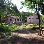 Brut und Aufzuchtstation Rohbau