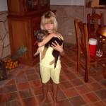 Lilly mit Condi