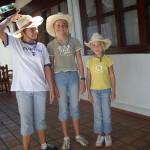 Unsere 3 Gauchos