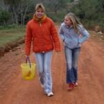 So kalt wird es in Paraguay!!!