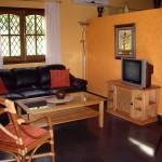 Wohnzimmer Gästehaus