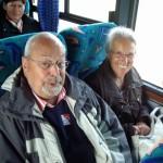 Busrundfahrt im Kraftwerk Itaipu