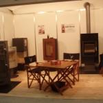 Messestand von Traugott Binder im Europa Pavillon