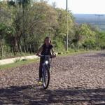 Fahrradtour nach San Ber