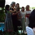 Ansprache Vorstand der Stiftung Cynthia Espinoza