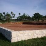Volley- und Fußballplatz