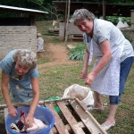 Oma & Tante in Paraguay