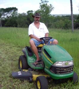 Unser 1. Traktor