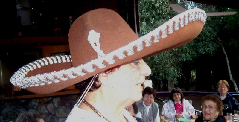 Feuriger Mexicaner
