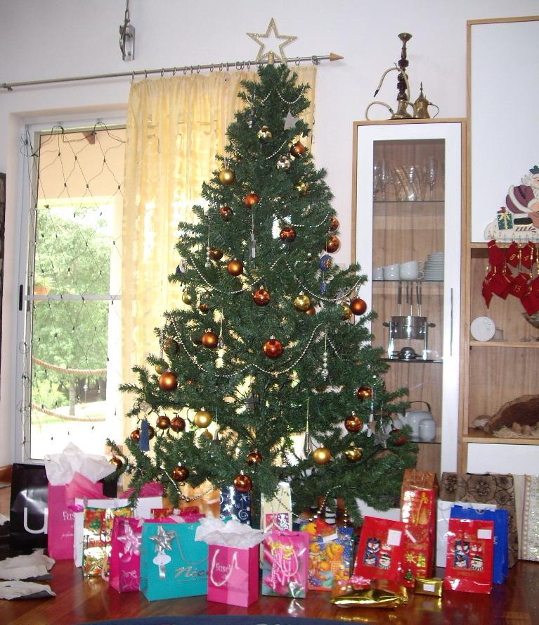 ... und viele Geschenke