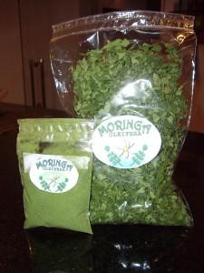 Moringa-Produkte