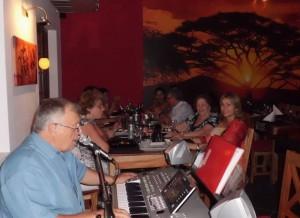 Gäste und Musiker