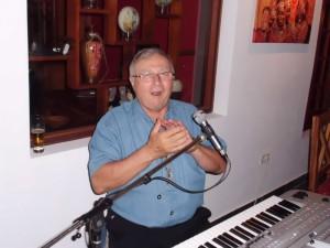Musiker Karl-Heinz