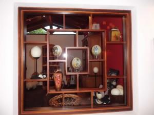 Schaufenster Verkaufsraum